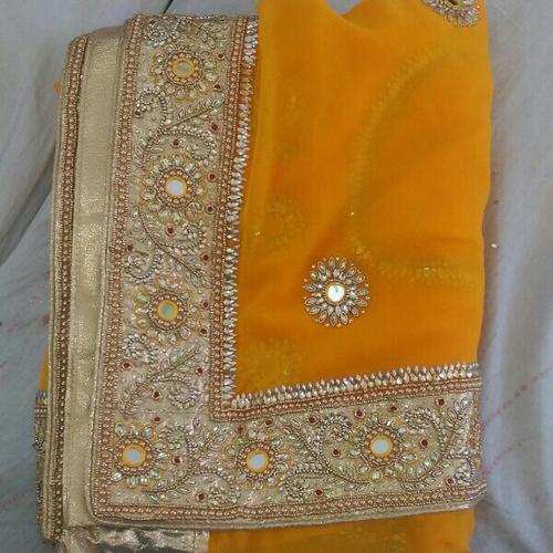 Hand Zari Saree & Blue Hand Zari Sarees Wholesaler from Jaip