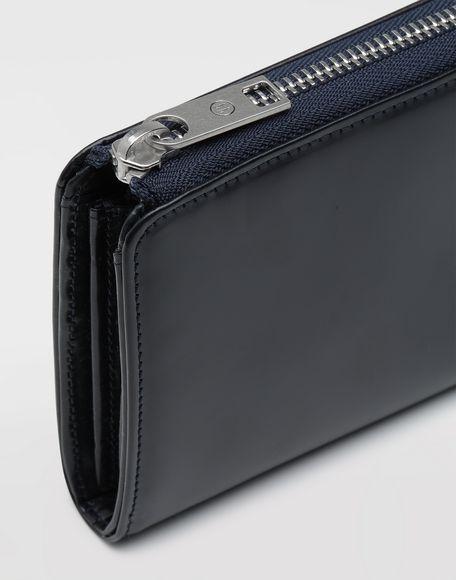 Maison Margiela Zip Around Leather Wallet Men | Maison Margiela Sto